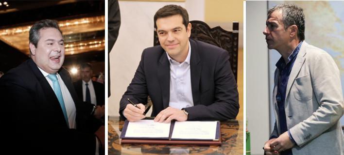 ΣΥΡΙΖΑ: Μετά τους ΑΝΕΛ… με ποιους ;