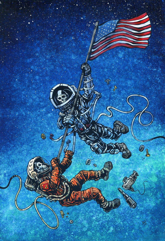 Νέα εποχή στον αγώνα του διαστήματος: Επιστροφή στις πολιτικές του Ψυχρού πολέμου