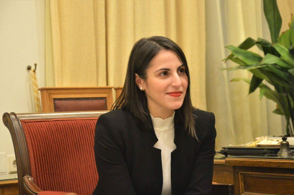 Μια εφ' όλης της ύλης συνέντευξη με τη Μαρία Δαμανάκη, Υπεύθυνη Νέων του Ποταμιού και υποψήφια Ευρωβουλευτή:  «Όσο κι αν ξενίζει κάποιους, η νέα γενιά στην Ελλάδα είναι φιλελεύθερη και βαθιά πολιτικοποιημένη…»