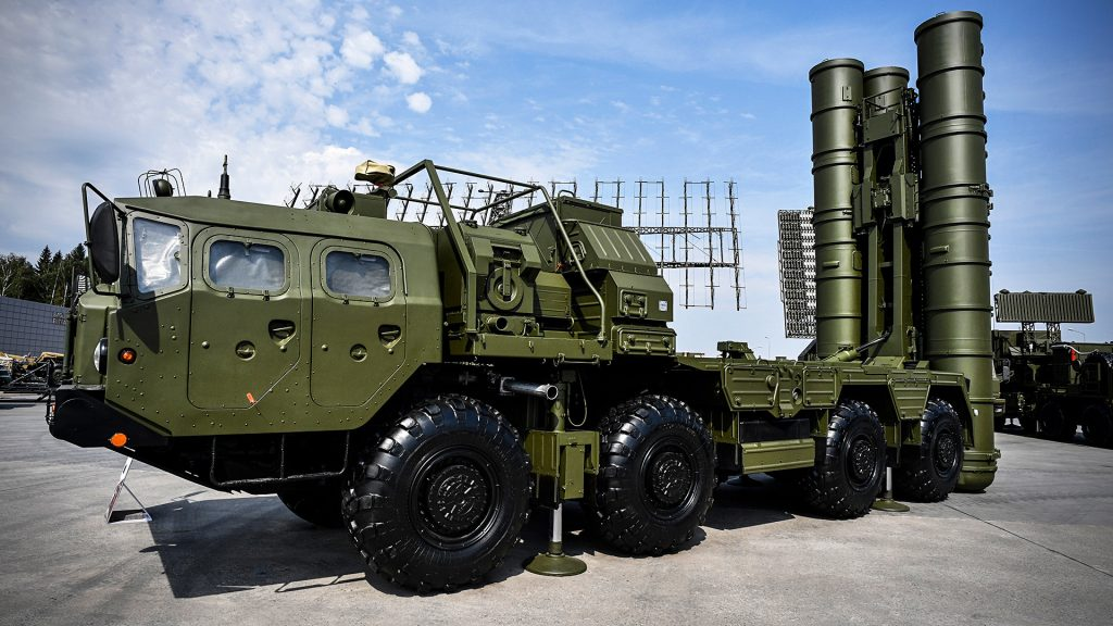 S-400: Μήλο της έριδος για ΗΠΑ και Τουρκία