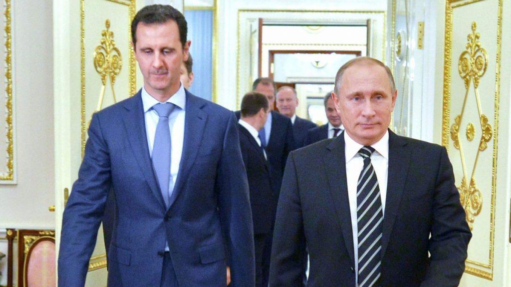 Τι θέλει τελικά η Ρωσία από την Συρία;