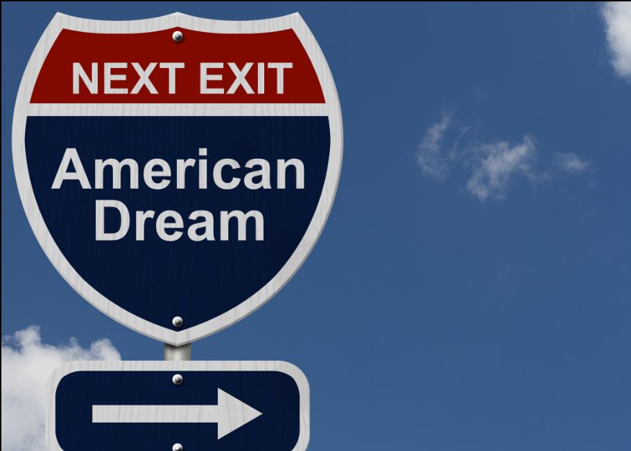 Το Αμερικάνικο όνειρο της πλειοψηφίας, η πραγματικότητα της μειοψηφίας