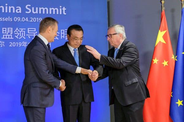 Κίνα – Ε.Ε: Ο νέος δρόμος του μεταξιού
