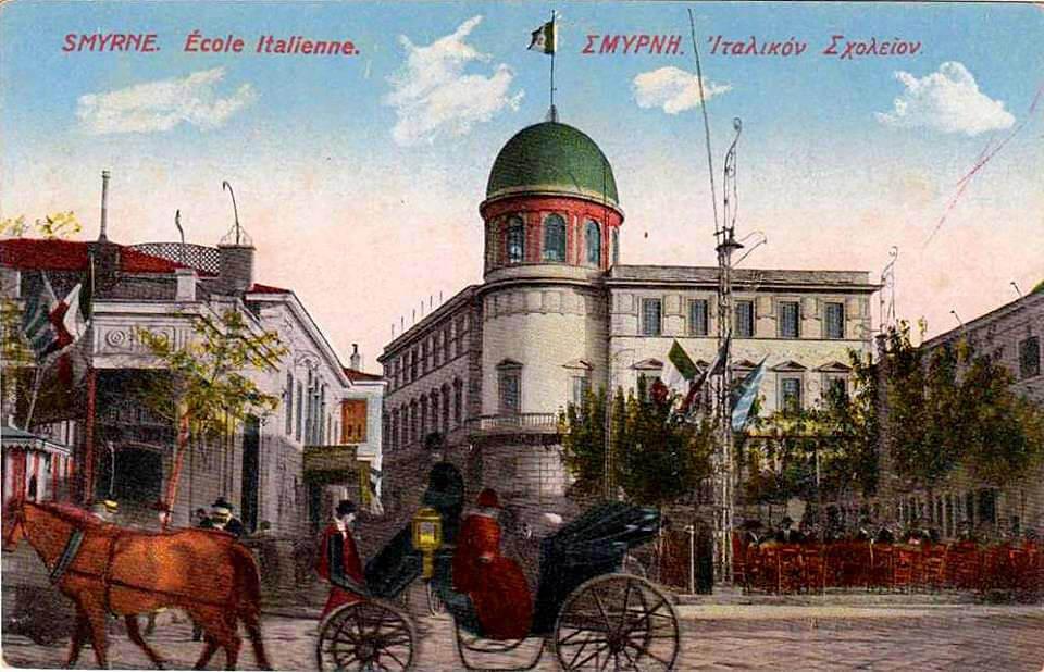 Οι ελληνο-ιταλικές σχέσεις και η απόβαση στη Σμύρνη το 1919