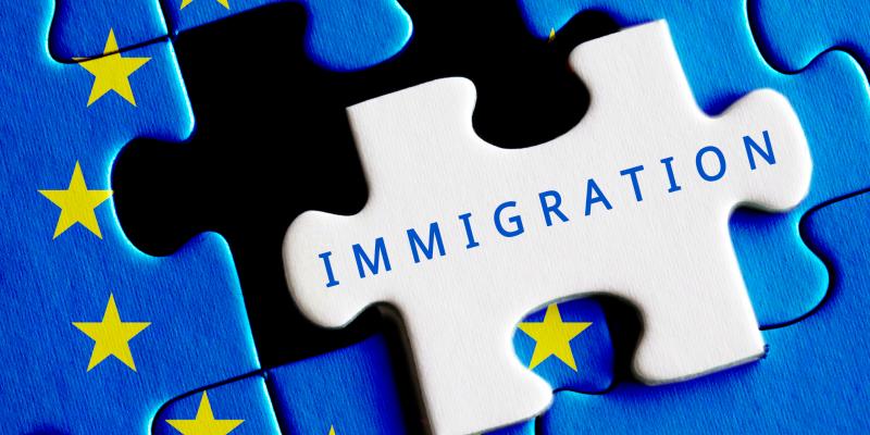 Ευρωπαϊκή ενοποίηση: Ο έλεγχος της μαζικής μεταναστευτικής ροής