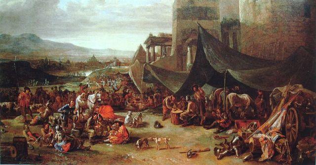 Οι ισπανογαλλικές συγκρούσεις στην Ιταλία (1494-1527)