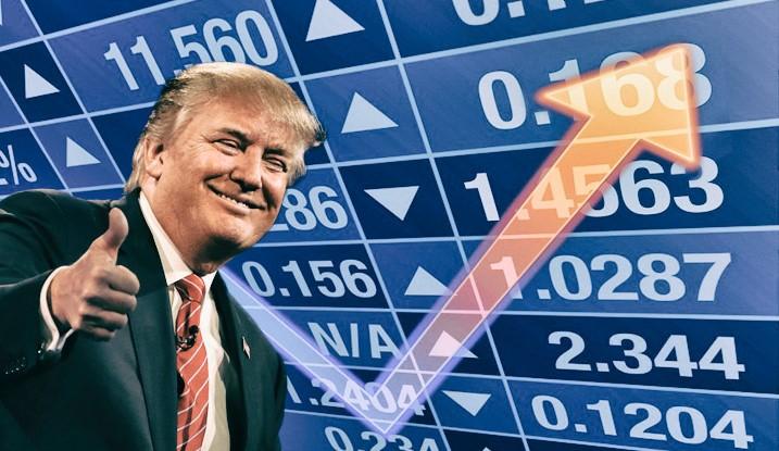 Trump-Wall Street: δυο αντίρροπες έννοιες