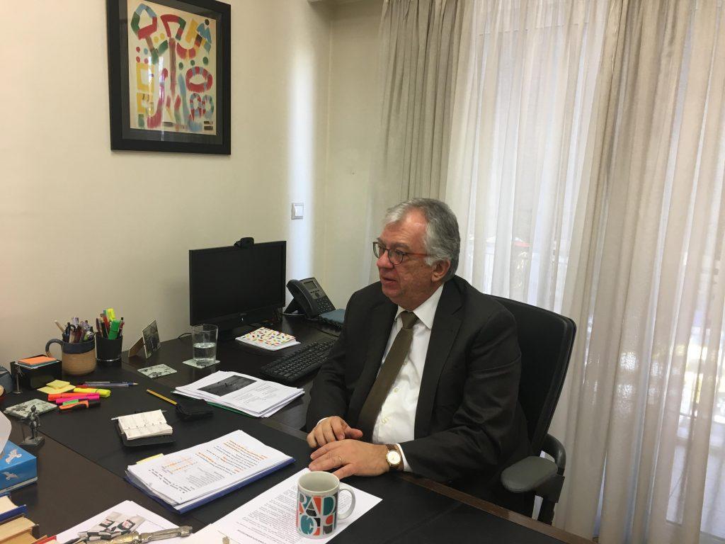 Παναγιώτης Καρκατσούλης: «Ο τελευταίος διαχειριστής του πελατειακού κράτους, που θα γραφτεί στην ιστορία ως ο μεγάλος του ευεργέτης, είναι ο Αλέξης Τσίπρας»