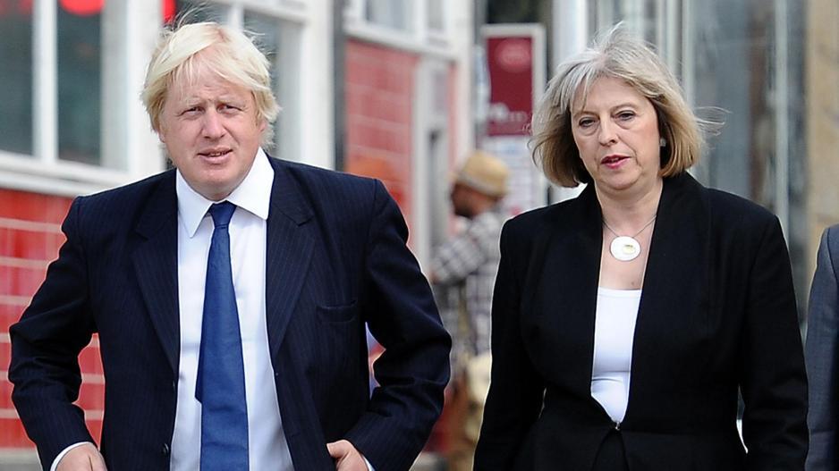 Boris Johnson: Από το Υπουργείο Εξωτερικών στην Πρωτοκαθεδρία της Μεγάλης Βρετανίας