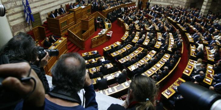 Το ντεμπούτο της νέας Βουλής και οι πρώτες Κοινοβουλευτικές διαδικασίες