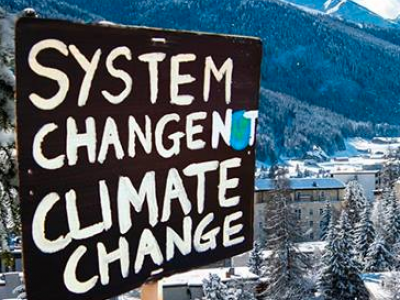 SystemchangeNOT climate change
