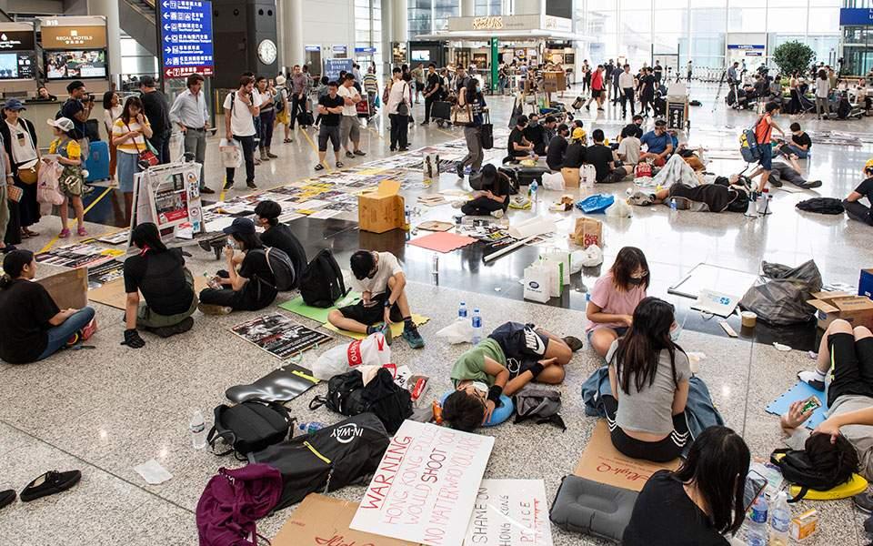 Πρόσφατες αναταραχές: Κίνα και Χονγκ Κονγκ