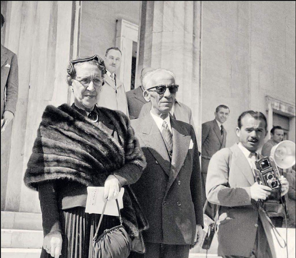 Λίνα Τσαλδάρη: η πρώτη γυναίκα υπουργός