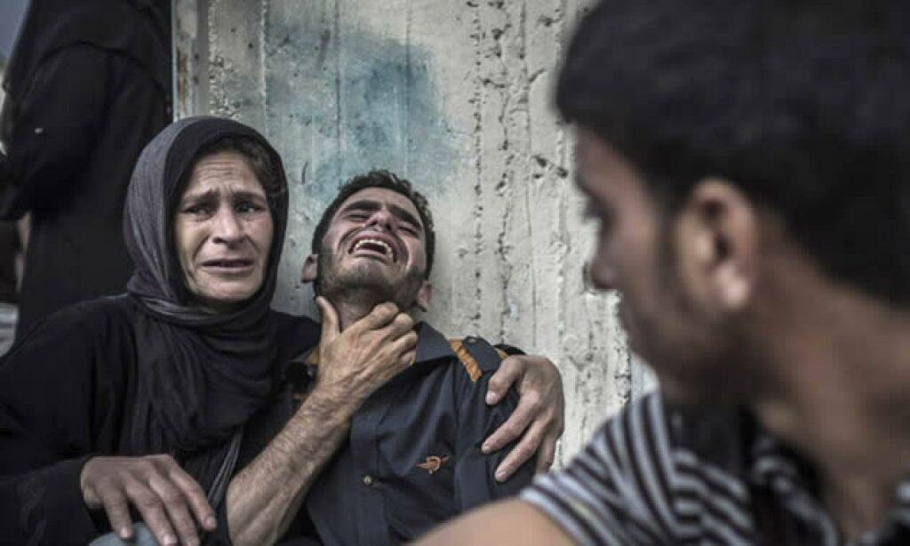 Περιοχή γνωριμιών της Γάζας