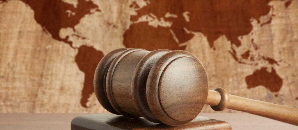 Διεθνείς δικαιοδοτικοί μηχανισμοί