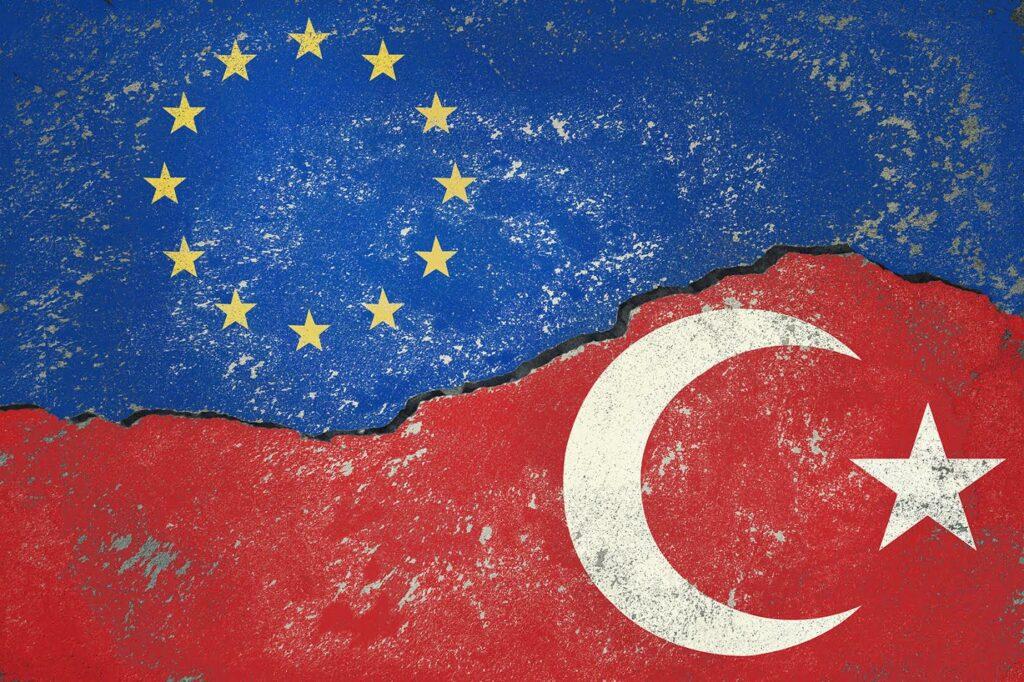 Η Στάση της Ευρωπαϊκής Ένωσης έναντι στις Τουρκικές Ενέργειες στην Κυπριακή ΑΟΖ και Συρία