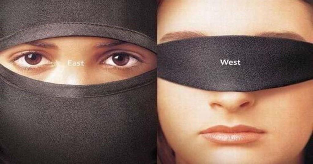Η γυναίκα στην Ανατολή και στη Δύση
