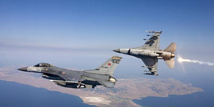 Η συνέχεια των απροκάλυπτων τουρκικών παραβιάσεων στον κυπριακό εναέριο χώρο