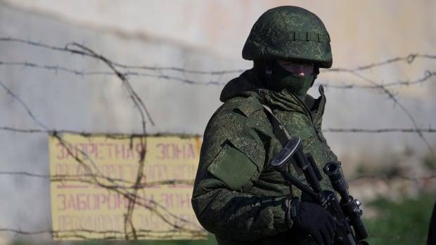 Η κατάσταση στην Κριμαία υπό τη σκοπιά του διεθνούς δικαίου