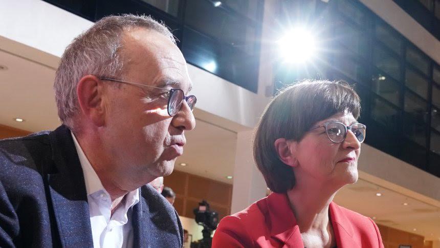 Νέα ηγεσία στην SPD, νέες διαμάχες και νέες προκλήσεις