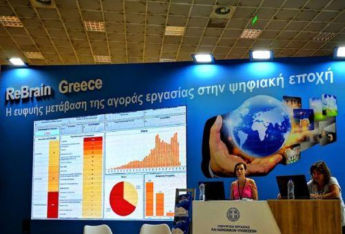 RΕBRAIN Greece: Η μετάβαση στην ψηφιακή εποχή και η αναχαίτιση της φυγής των «εγκεφάλων» στο εξωτερικό