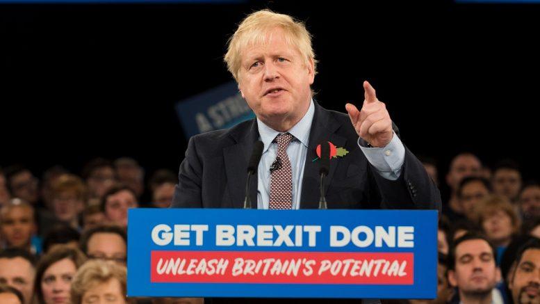 Οι πολίτες αποφάσισαν: Get Brexit Done