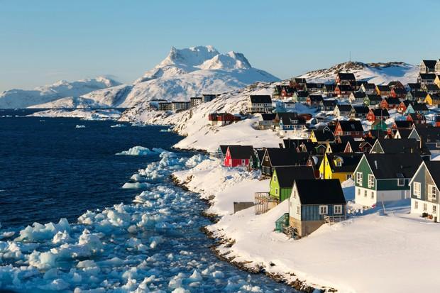 Το ιδιαίτερο καθεστώς της Γροιλανδίας