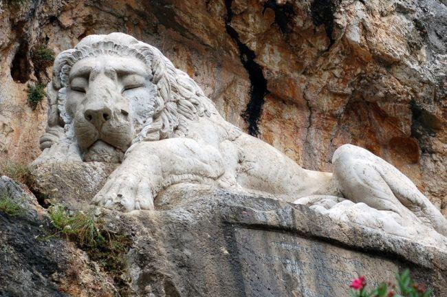 Ο Λέοντας των Βαυαρών στο Ναύπλιο
