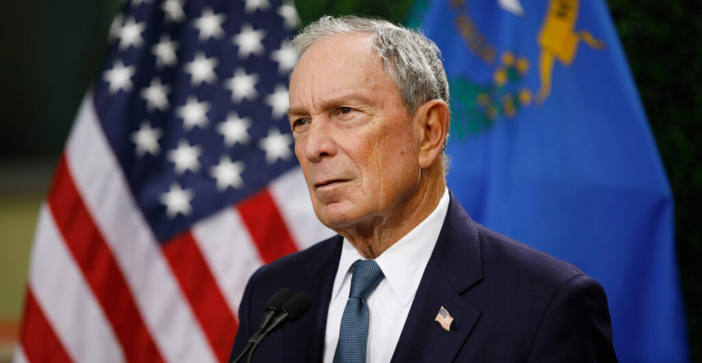Michael Bloomberg for President?