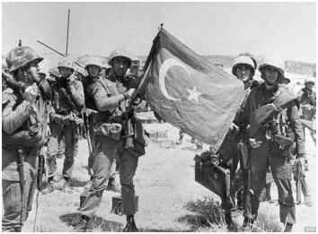 Κύπρος: Η τουρκική εισβολή του 1974