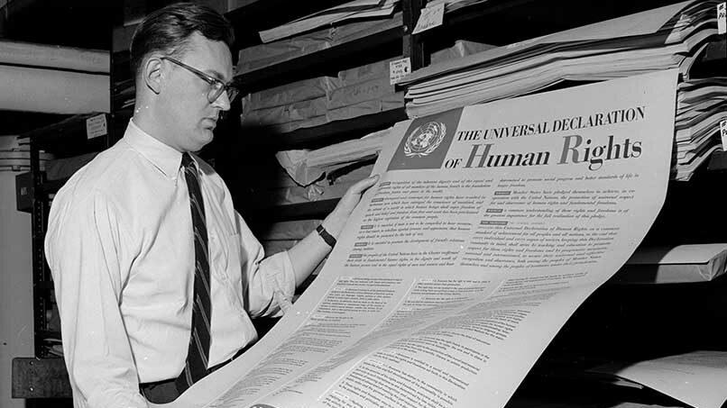 10 Δεκεμβρίου: Παγκόσμια ημέρα ανθρωπίνων δικαιωμάτων