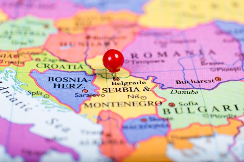 Τα Βαλκάνια μέχρι τη δύση της δεκαετίας του 2010