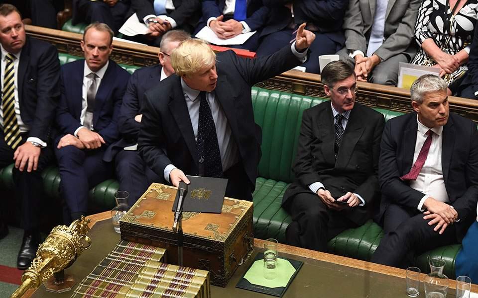 Βρετανικοί δικαστικοί ακτιβισμοί: Johnson… όχι πια δάκρυα