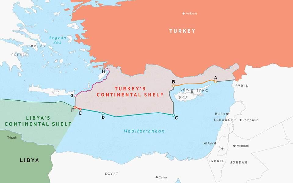 Η τουρκική προκλητικότητα στη Μεσόγειο και οι κινήσεις της Αθήνας