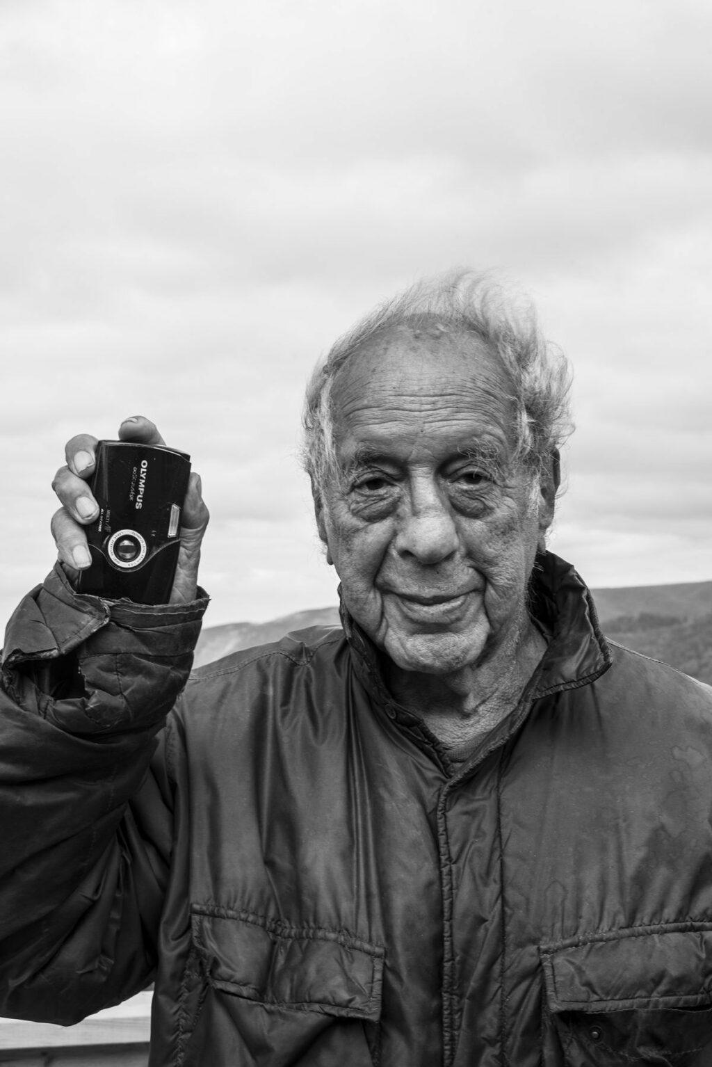 Αφιέρωμα στο φωτογράφο Robert Frank
