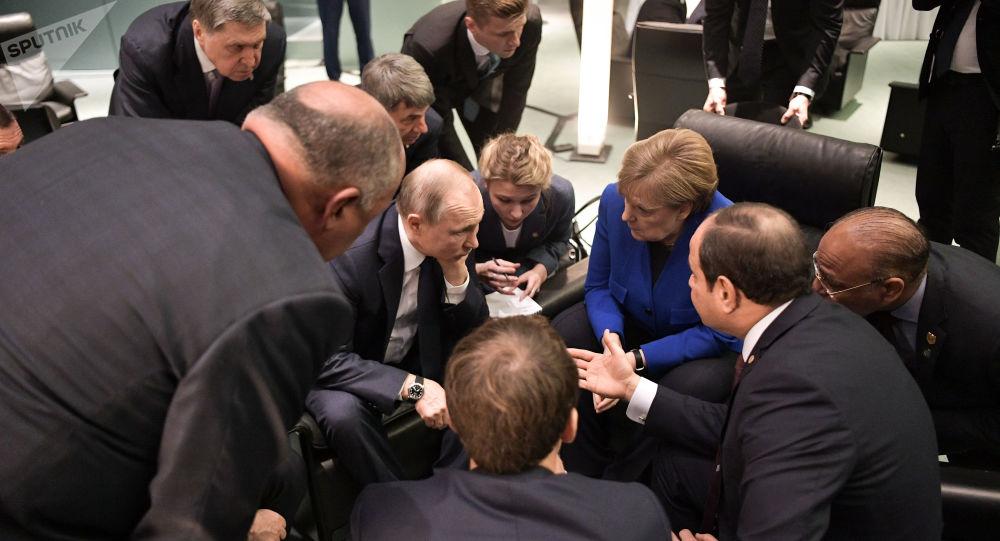 Η διάσκεψη του Βερολίνου και η άκρως φιλόδοξη Τουρκία