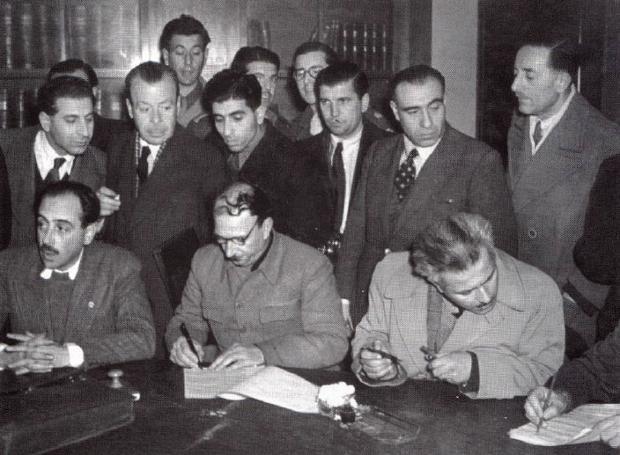 Βάρκιζα 1945: Μια ατελέσφορη συμφωνία