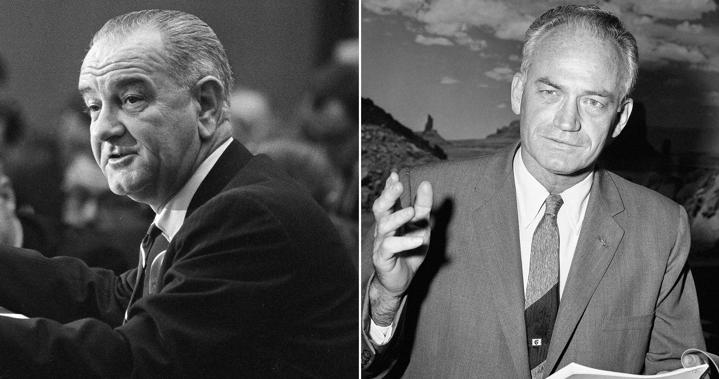 Εκλογές 1964: Η εκλογική νίκη του Λύντον Τζόνσον