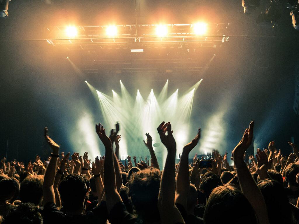 Οι συναυλίες κάνουν καλό