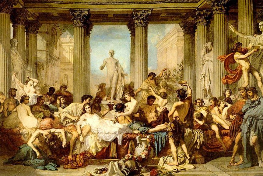 Ιουλιανού Κρόνια: Οι «απόκριες» ενός αυτοκράτορα