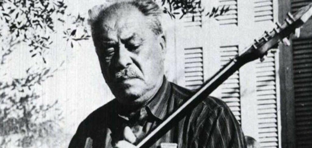 In Memoriam: Μάρκος Βαμβακάρης