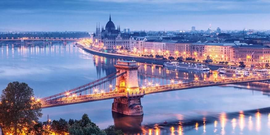 Βουδαπέστη – Η νύμφη του Δούναβη