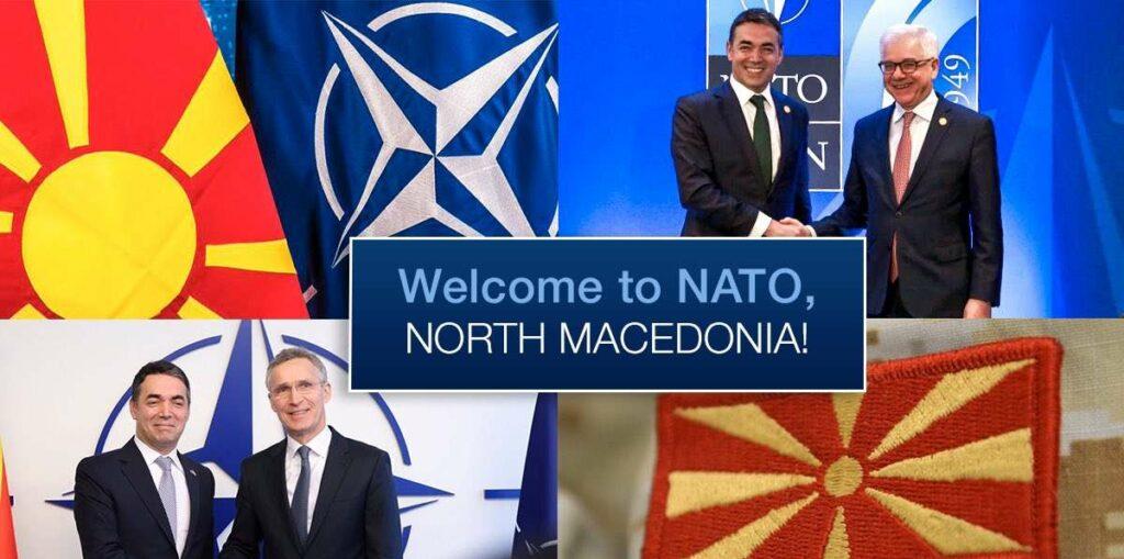 Η Βόρεια Μακεδονία το 30ο μέλος του ΝΑΤΟ
