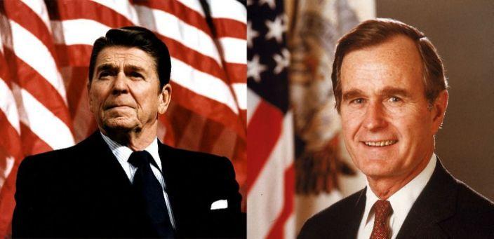 Eighties in the USA: Η κόκκινη κυριαρχία στην αμερικανική πολιτική