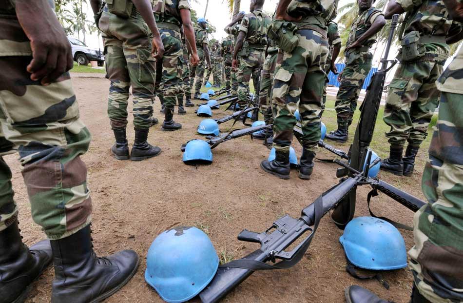 Η Ειρηνευτική Δύναμη του ΟΗΕ και οι ισχυρισμοί περί σεξουαλικής εκμετάλλευσης