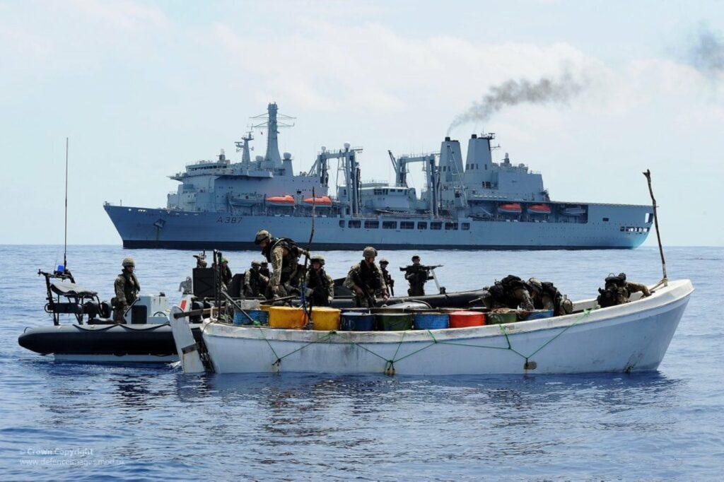 Πειρατεία στον 21ο αιώνα: μια διαχρονική απειλή για τη διεθνή ασφάλεια