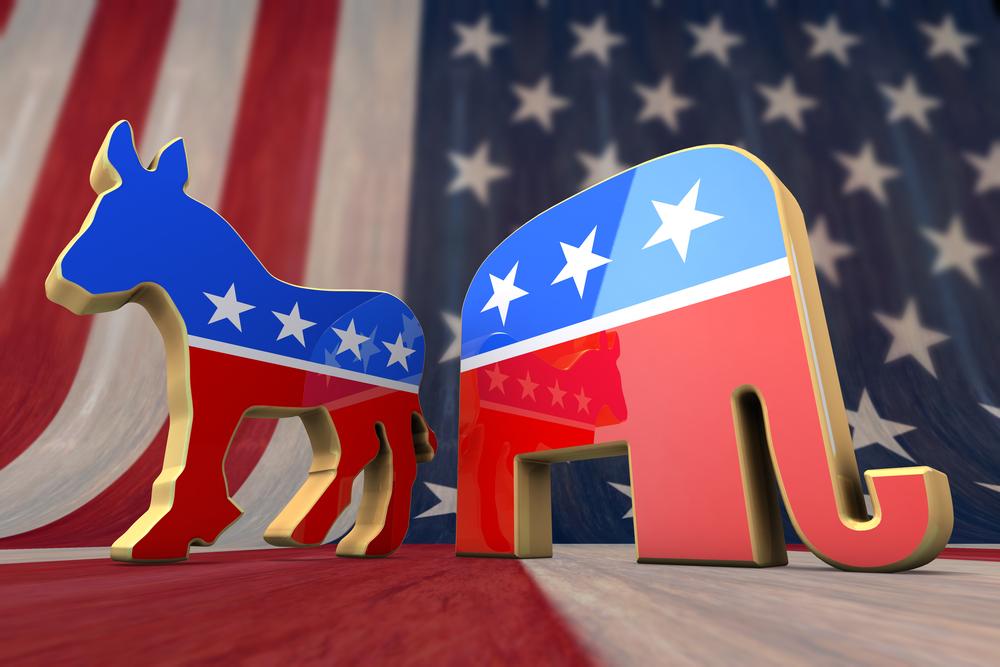 Η ιδεολογική «αντιστροφή» των Ρεπουμπλικανών και των Δημοκρατικών τη δεκαετία του '30