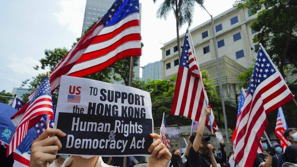 Χονγκ Κονγκ: Οι θύτες και το θύμα