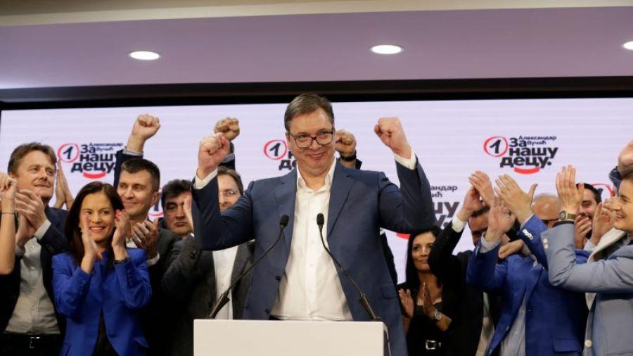 Σερβικές εκλογές: Αποτελέσματα και πολιτικές προεκτάσεις