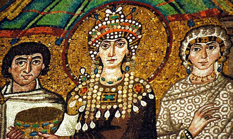 In Memoriam: Αυτοκράτειρα Θεοδώρα